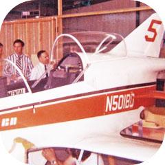 Burt Rutan and the Bede Aircraft Factory: 1972