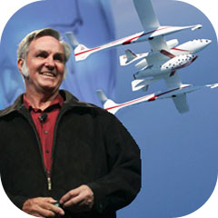 The Unconventional Burt Rutan by Peter Garrison for Aviation History Magazine 2009