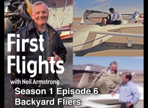 First Flights with Neil Armstrong S1E6 Amazon Prime