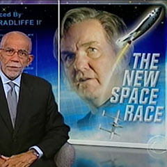 The New Space Race – Burt Rutan, 60 Minutes, Ed Bradley (Nov 7, 2004)